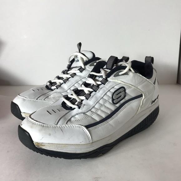 para donar sacudir Simetría  Skechers Shoes | Shape Ups Xt 52000 Mens White Toning | Poshmark